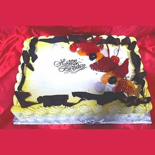 Square VEG Cakes