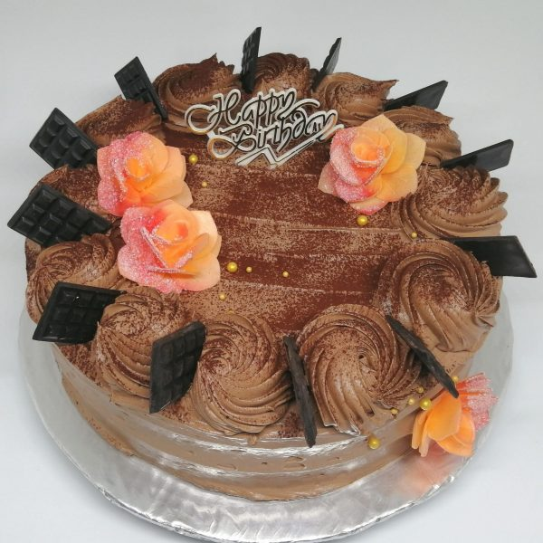 Round VEG Cakes
